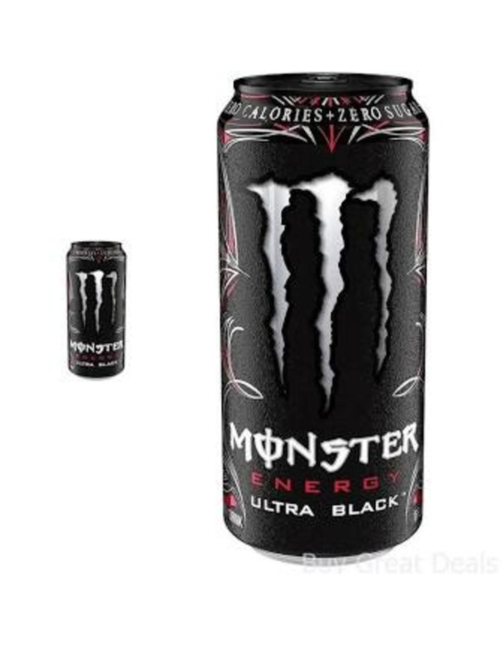 Monster Ultra Black