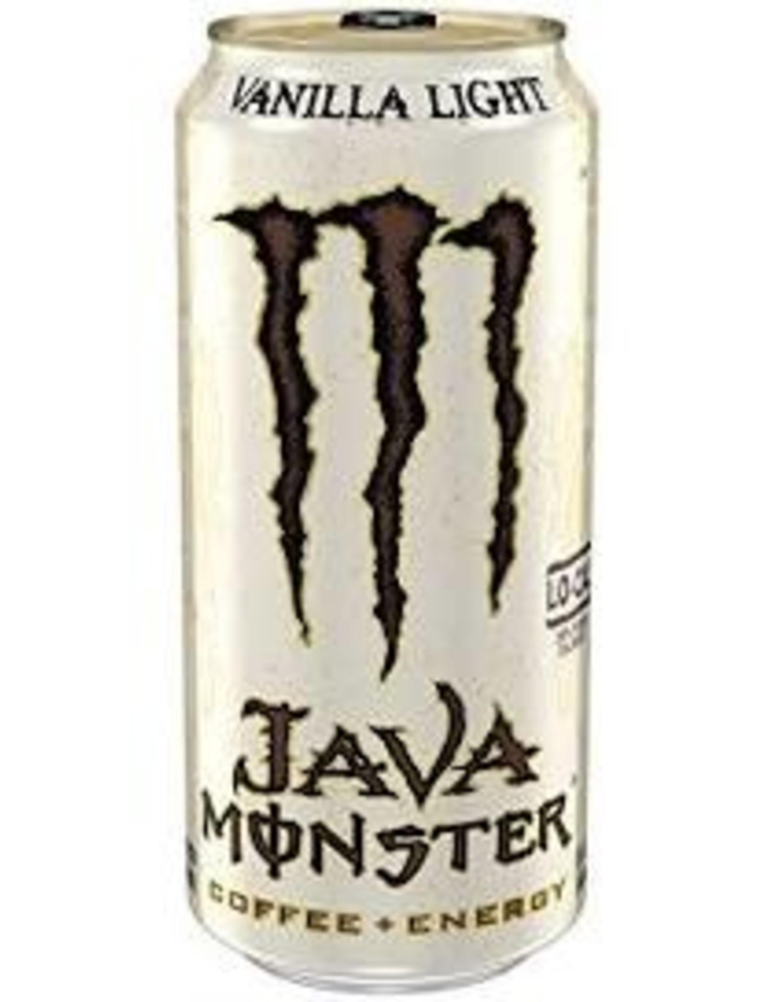 Monster Java Vanilla Light
