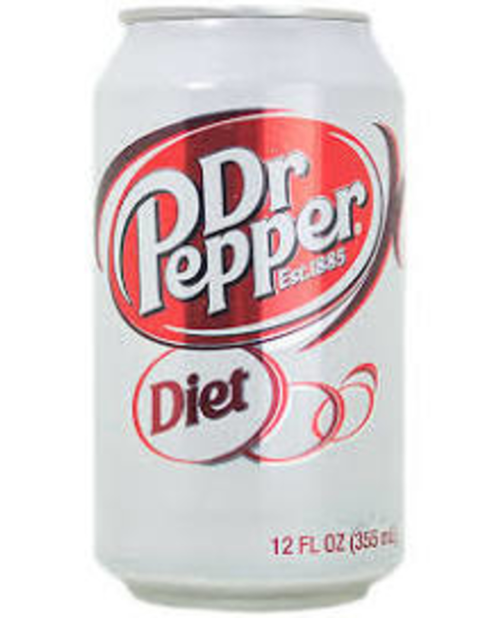 Diet Dr Pepper 12oz Can