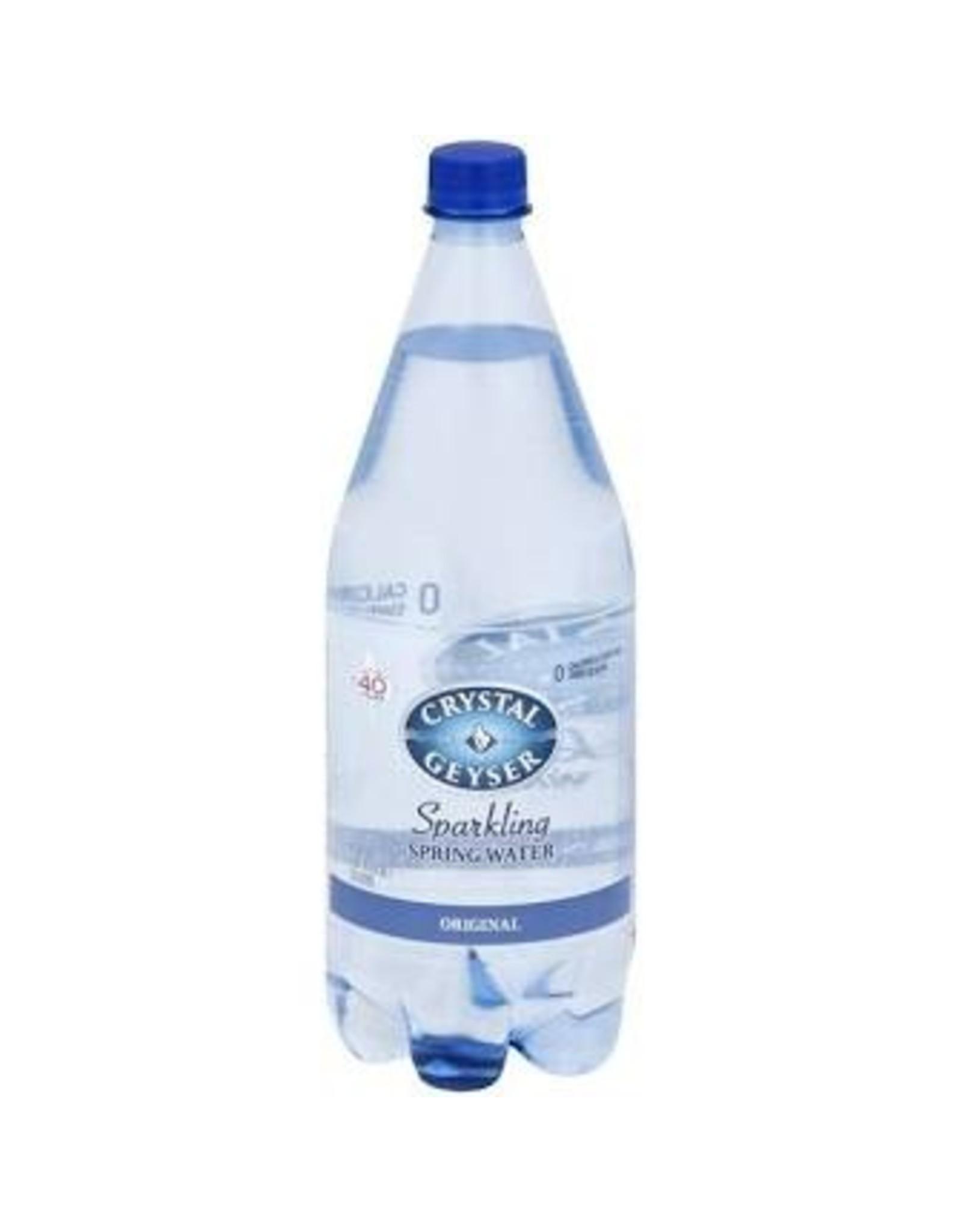 Crystal Geyser Sparkling Mineral Water