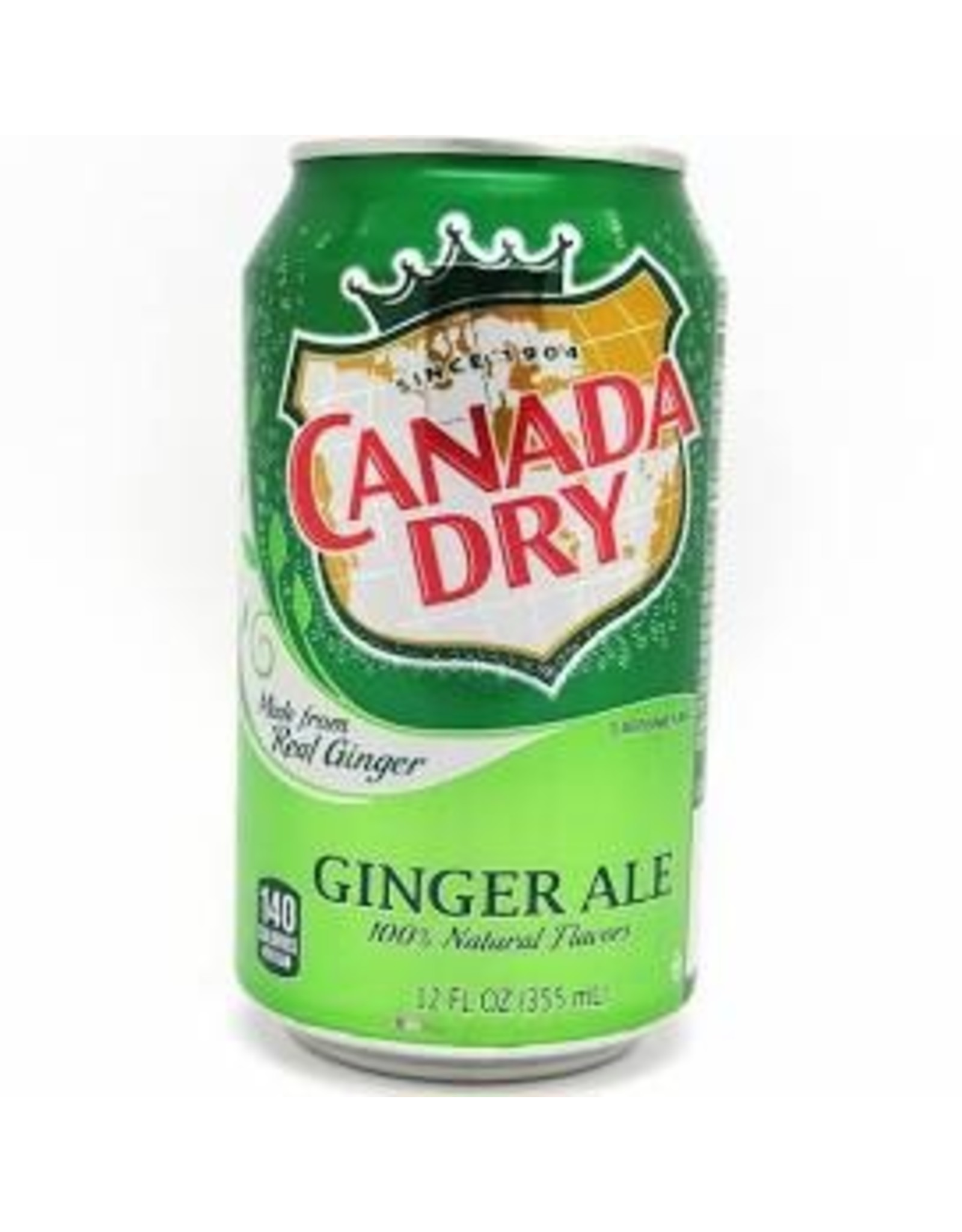 Canada Dry Ginger Ale 12o