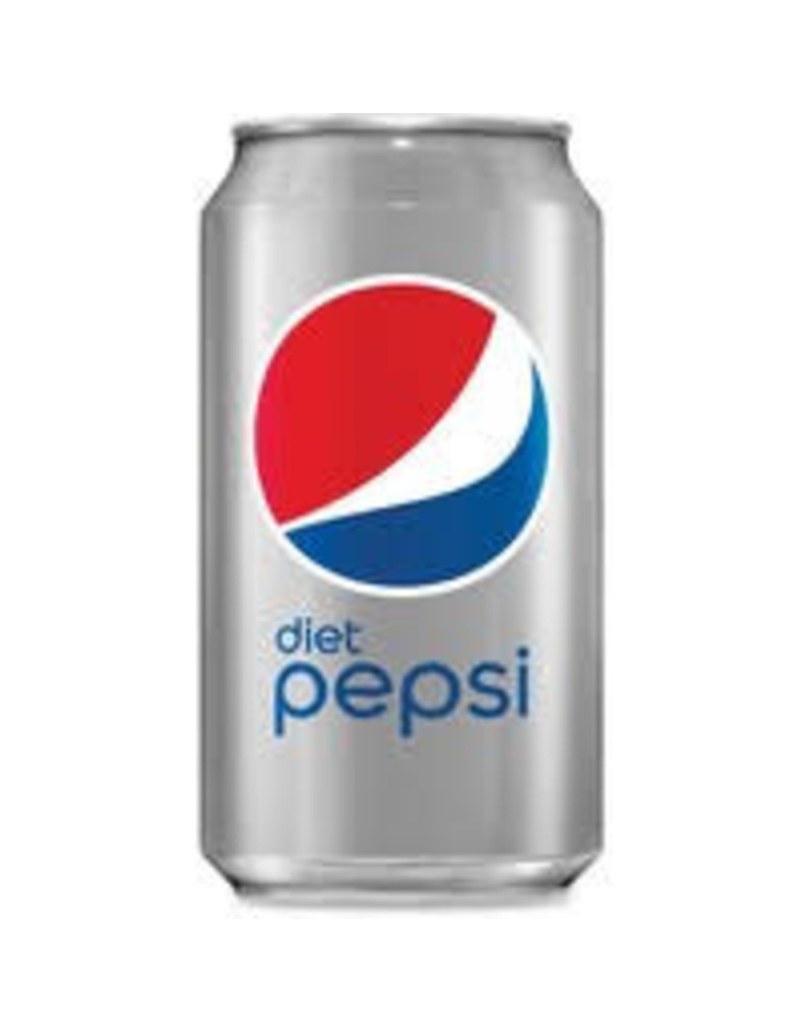 Diet Pepsi 12oz Can