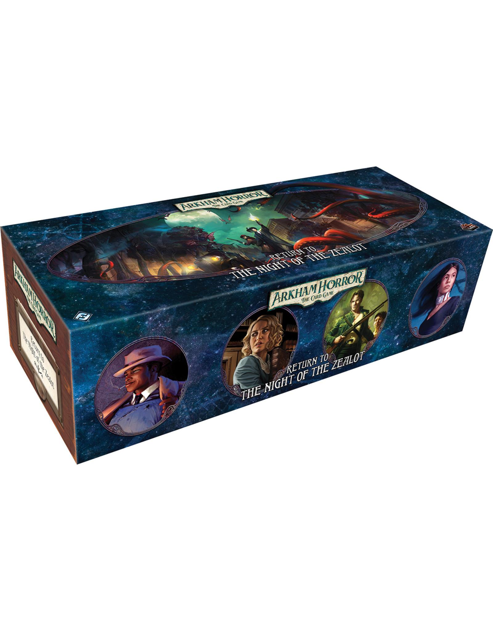 Fantasy Flight Games Arkham Horror LCG: Return of the Night of the Zealot