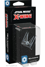 Fantasy Flight Games Star Wars X-Wing: 2nd Edition - TIE/in Interceptor Expansion Pack