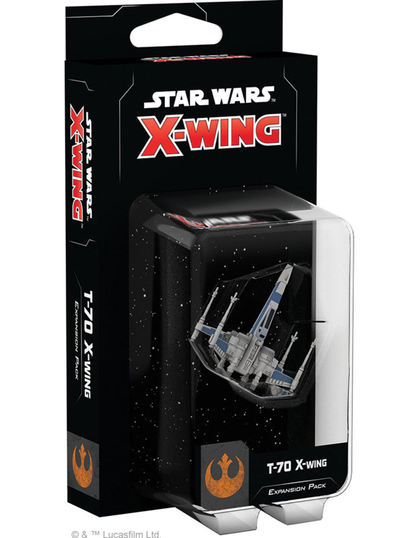 Fantasy Flight Games Star Wars X-Wing 2nd Edition - T-70 X-Wing
