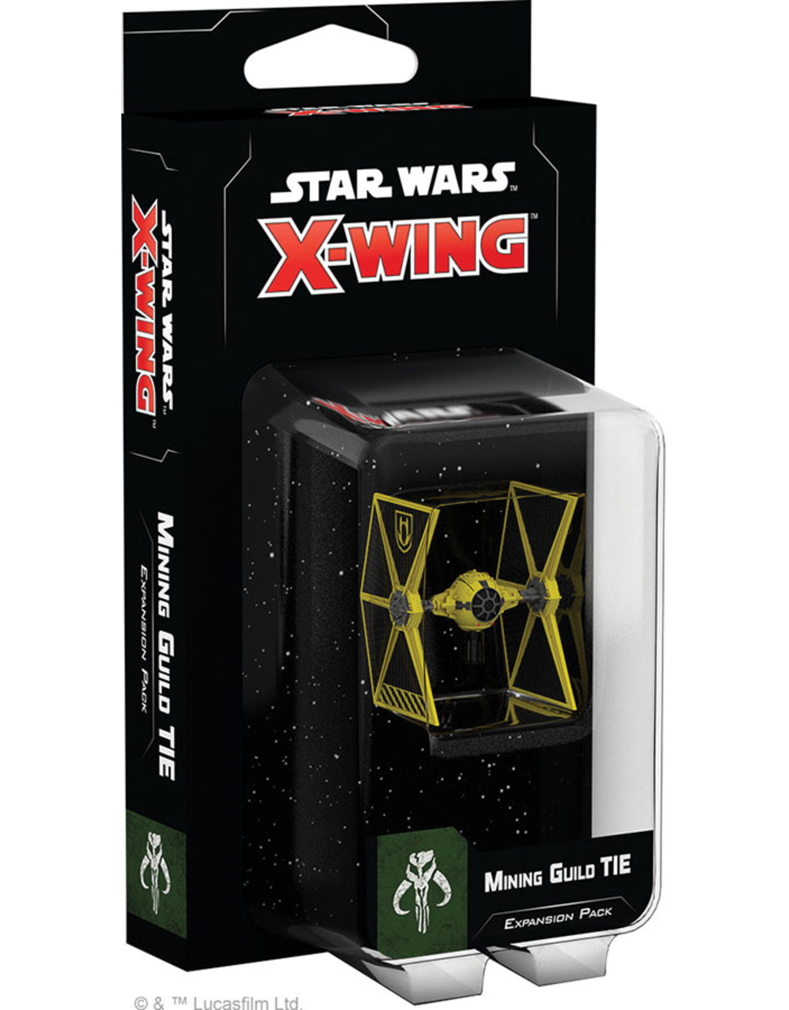 Fantasy Flight Games Star Wars X-Wing 2nd Edition - Mining Guild TIE