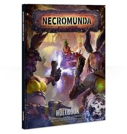 Tactical Miniature Games Necromunda: Rulebook
