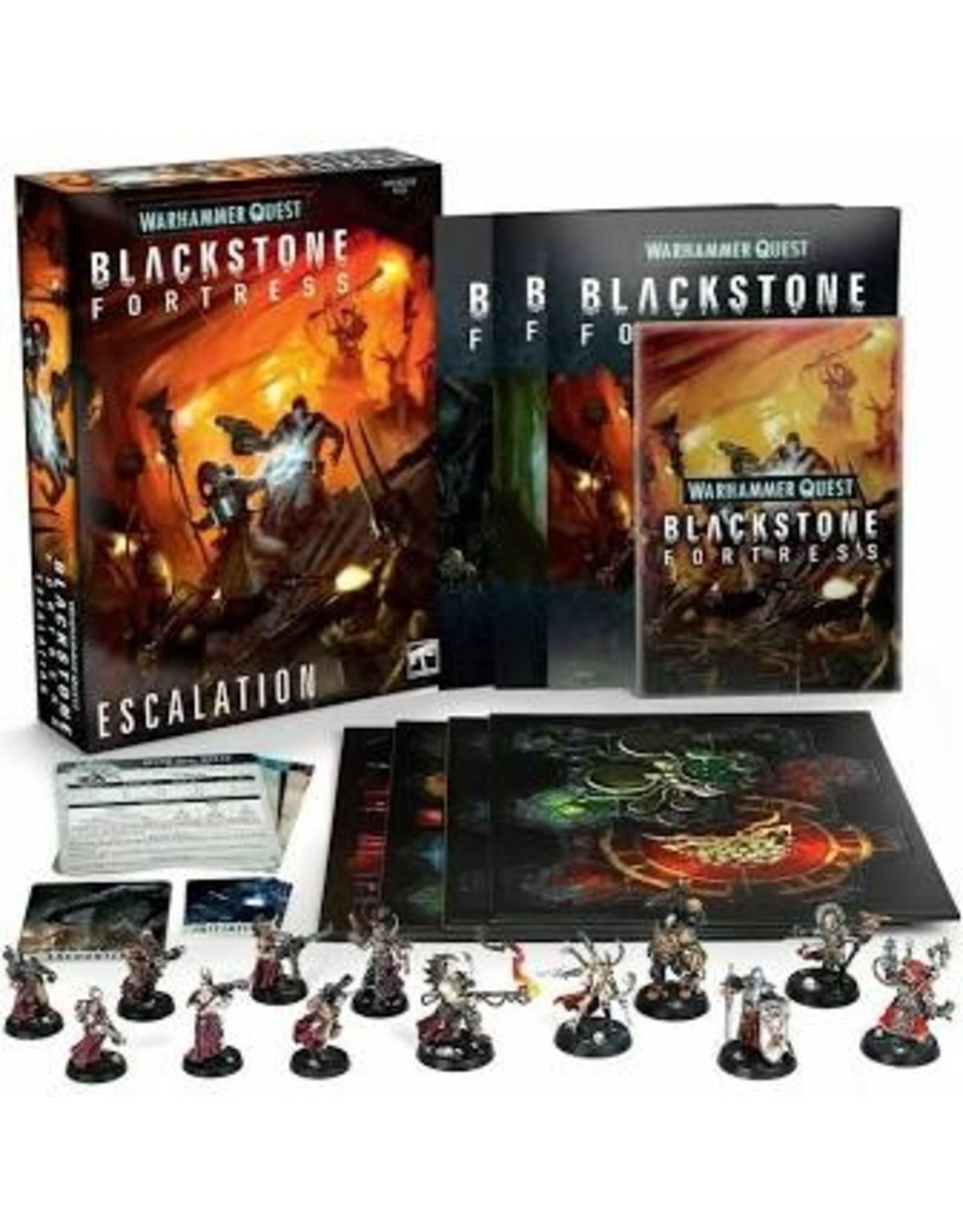 Blackstone Fortress Blackstone Fortress: Escalation