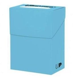 Ultra Pro Deck Box: Solid Light Blue