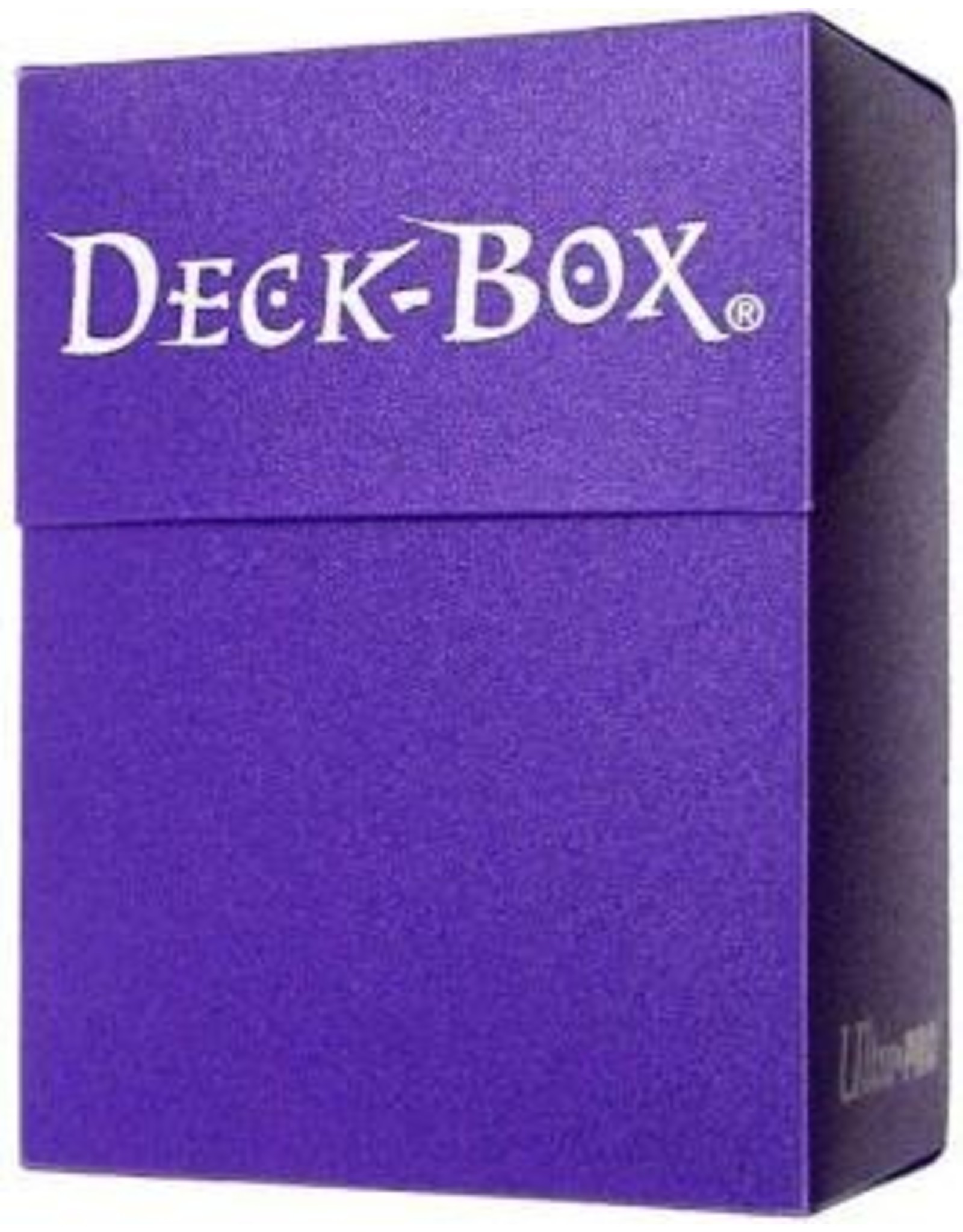 Ultra Pro Deck Box: Solid Purple