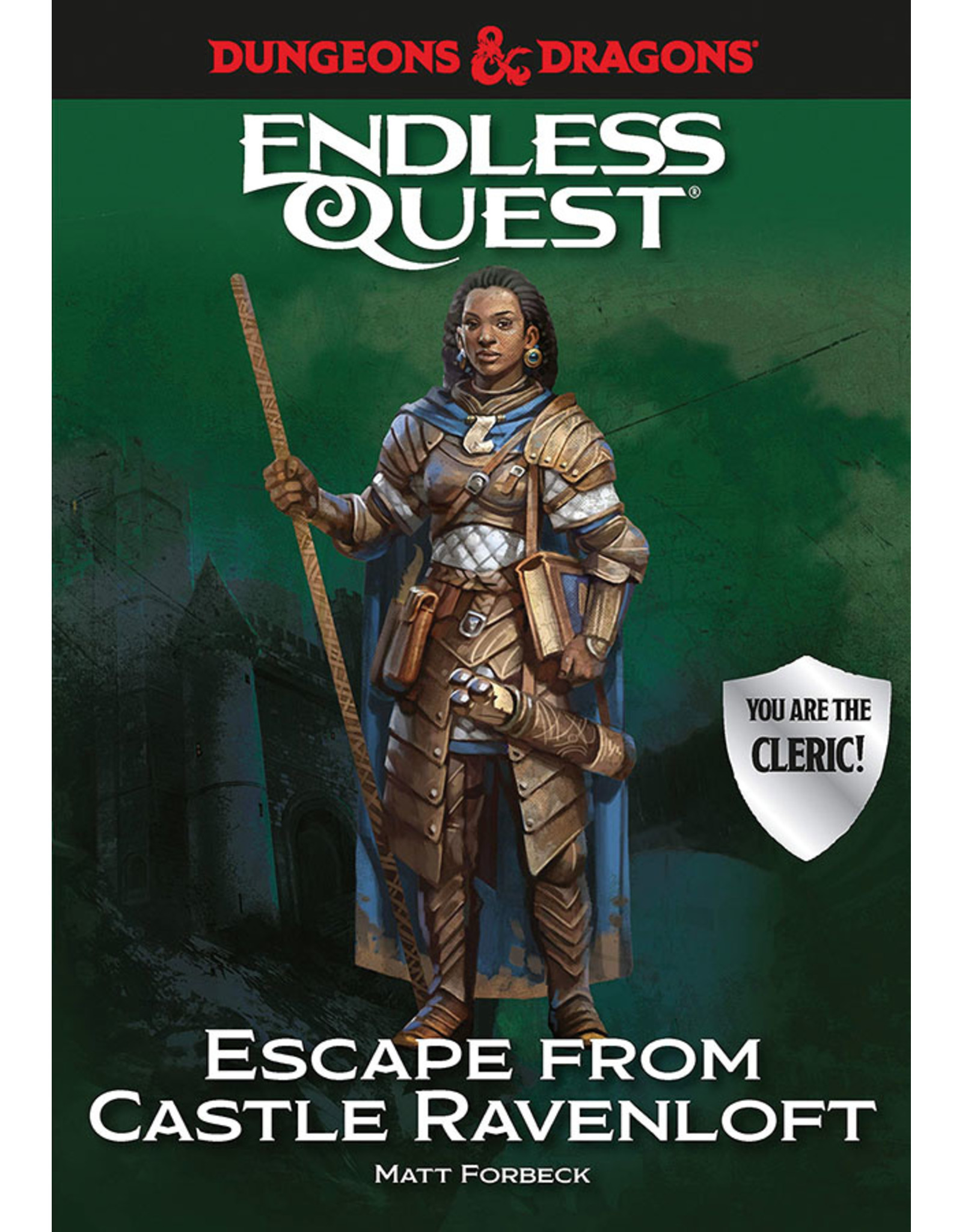 Random House An Endless Quest Adventure - Escape from Castle Ravenloft (Hardcover)