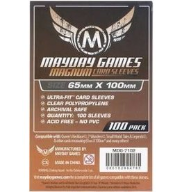 Mayday Games Copper Magnum Sleeve 65 x 100 MM (100)