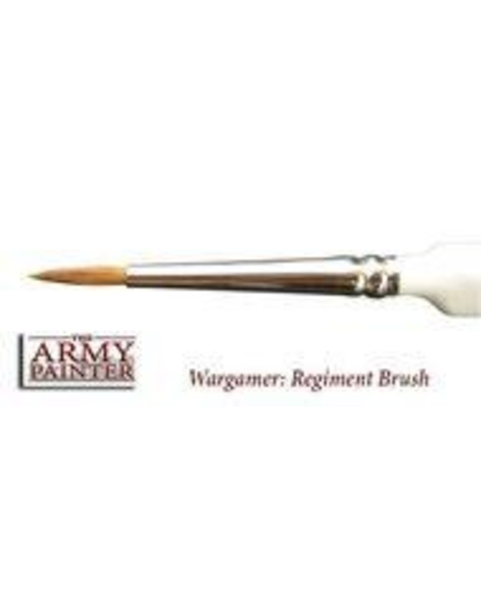 Army Painter Wargamer Brush: Regiment