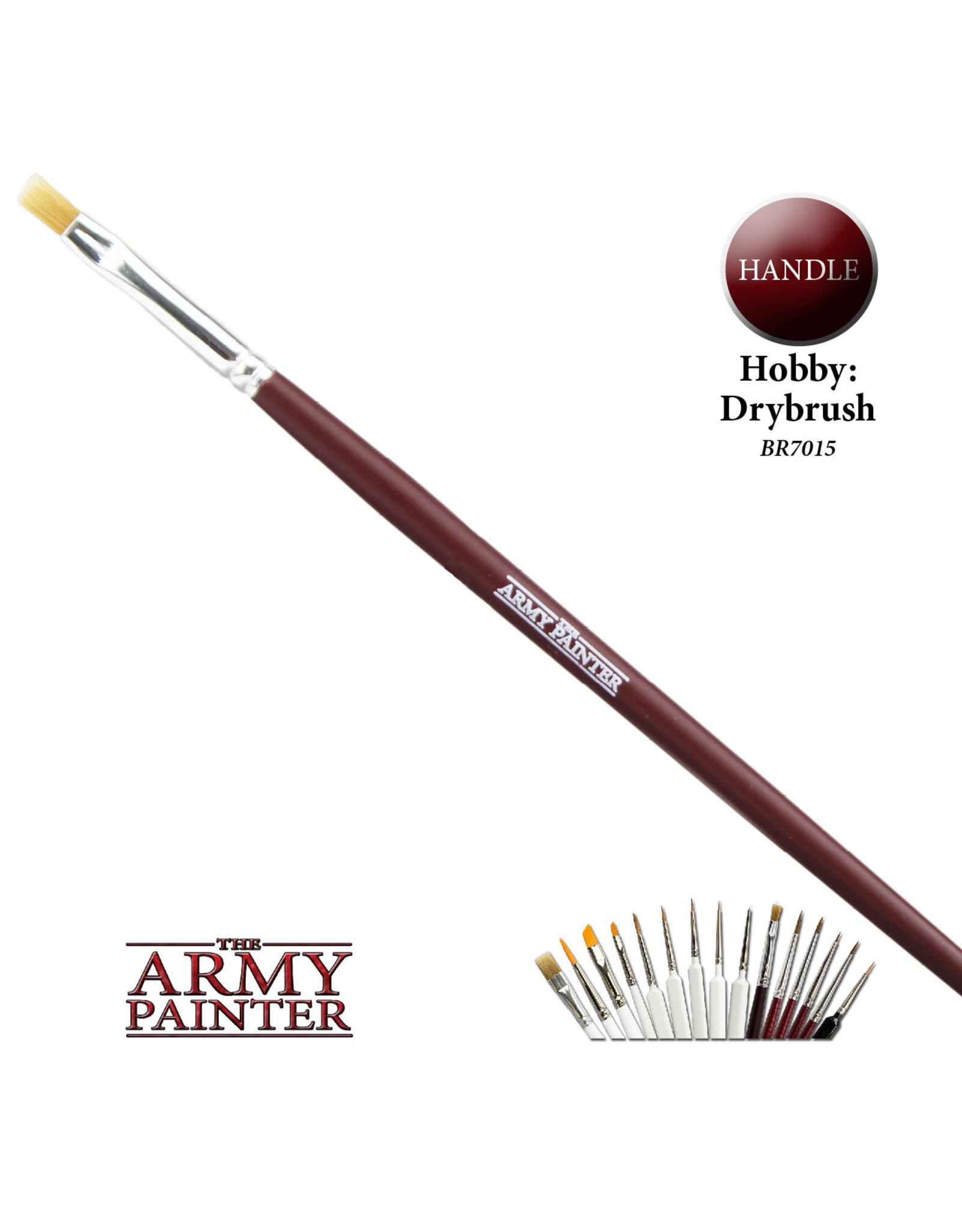Army Painter Hobby Brush: Drybrush