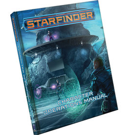Paizo Publishing Starfinder RPG: Character Operations Manual