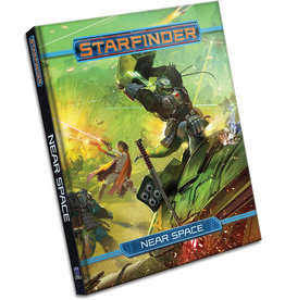 Paizo Publishing Starfinder RPG: Near Space