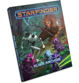 Paizo Publishing Starfinder: Alien Archive
