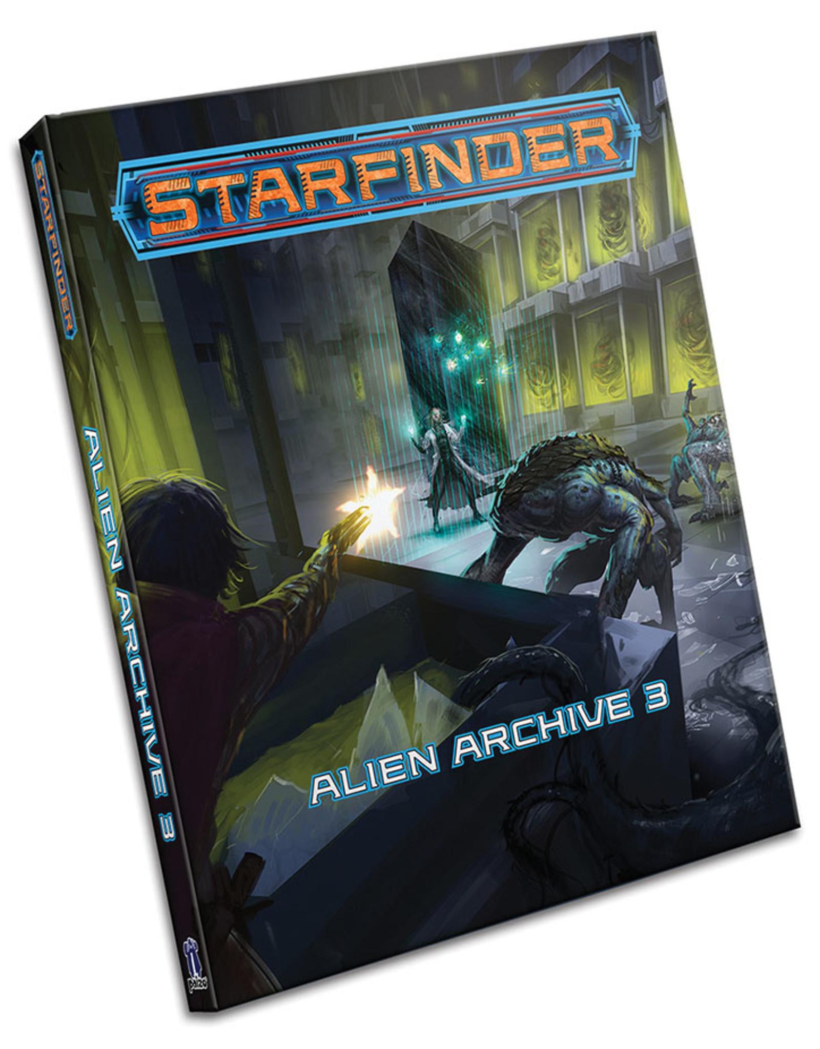 Paizo Publishing Starfinder RPG: Alien Archive 3 Hardcover