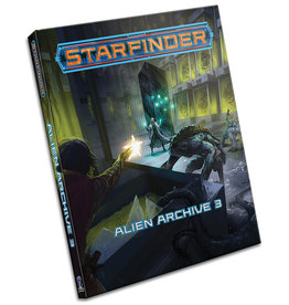 Paizo Publishing Starfinder RPG: Alien Archive 3