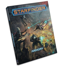 Paizo Publishing Starfinder RPG: Armory Hardcover