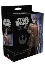 Fantasy Flight Games Star Wars: Legion - Rebel Specialists Personnel Expansion