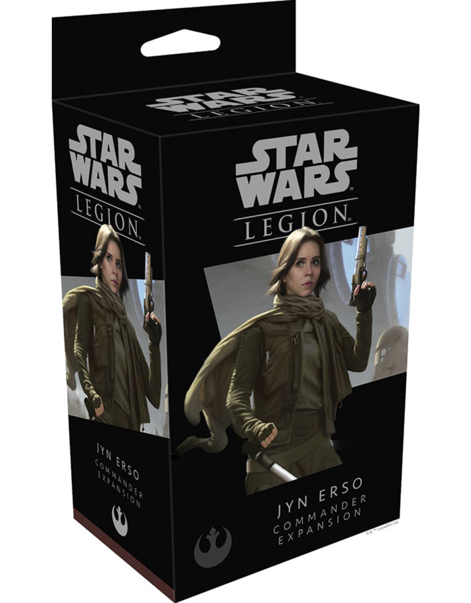 Fantasy Flight Games Star Wars: Legion - Jyn Erso Commander Expansion