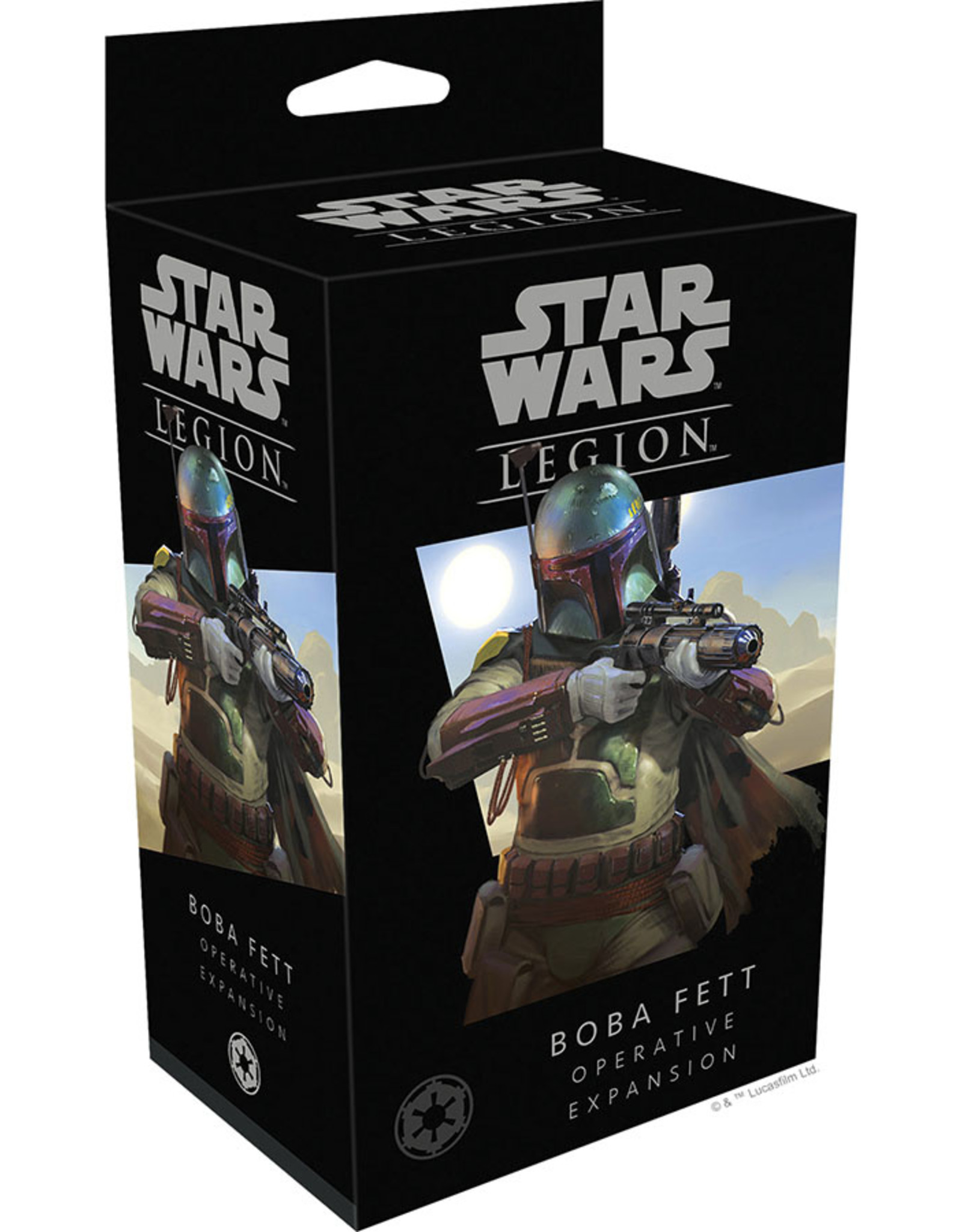 Fantasy Flight Games Star Wars: Legion -Boba Fett Operative Expansion