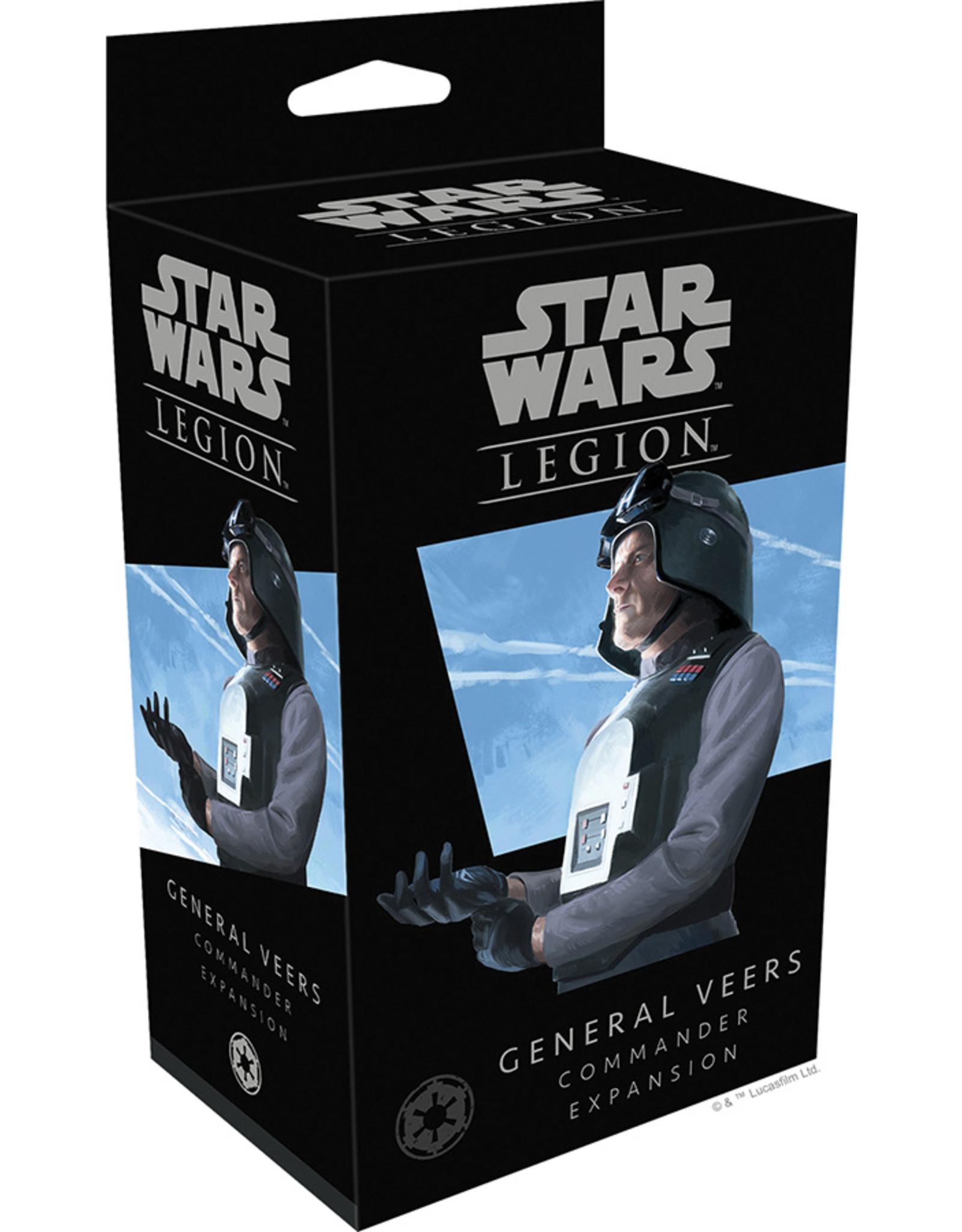 Fantasy Flight Games Star Wars: Legion - General Veers Commander
