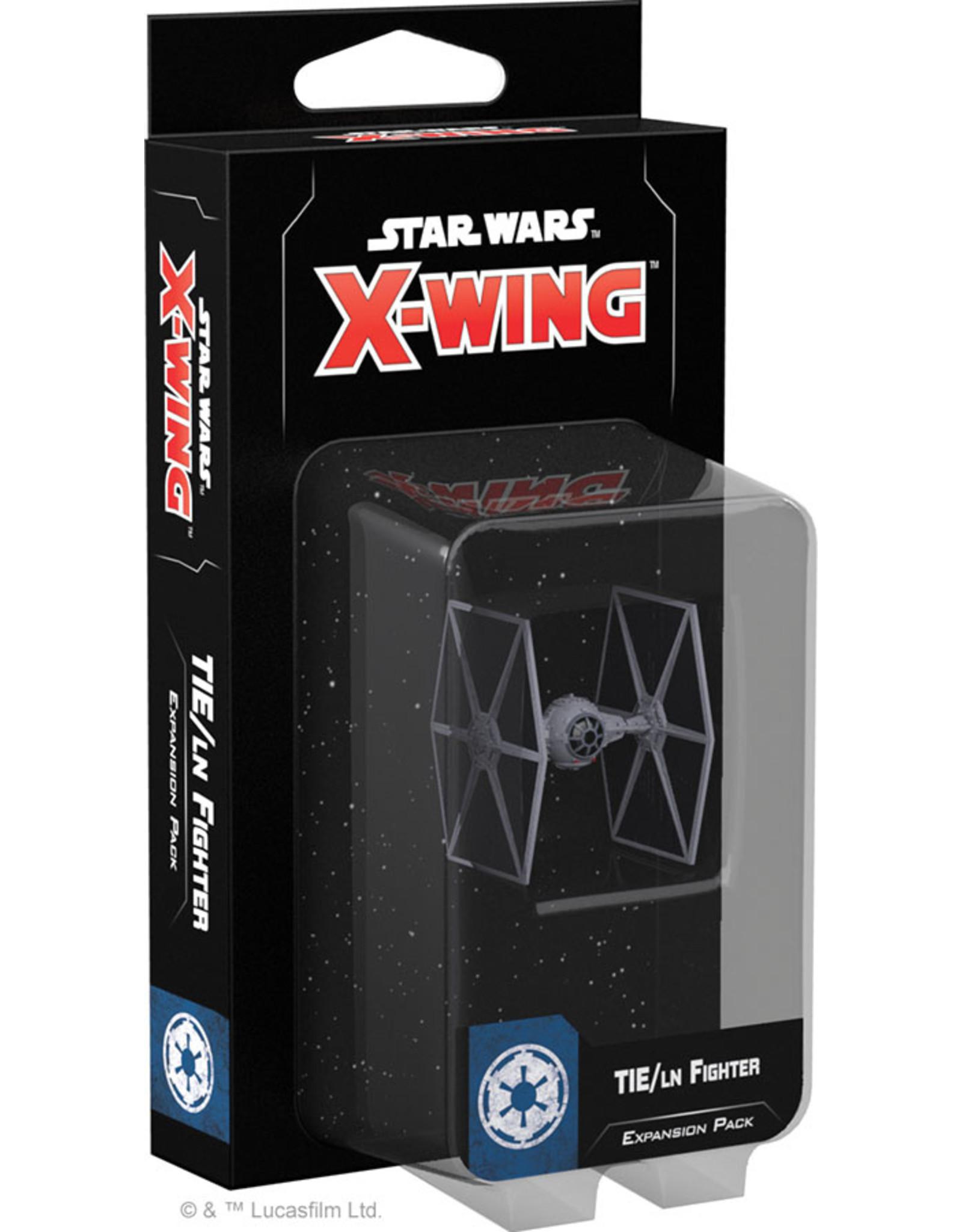 Fantasy Flight Games Star Wars X-Wing: 2nd Edition - TIE/LN Fighter