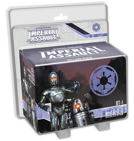 Fantasy Flight Games Star Wars Imperial Assault: BT-1 and 0-0-0 Villain Pack