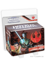 Fantasy Flight Games Star Wars: Imperial Assault: Ezra Bridger and Kanan Jarrus Ally Pack