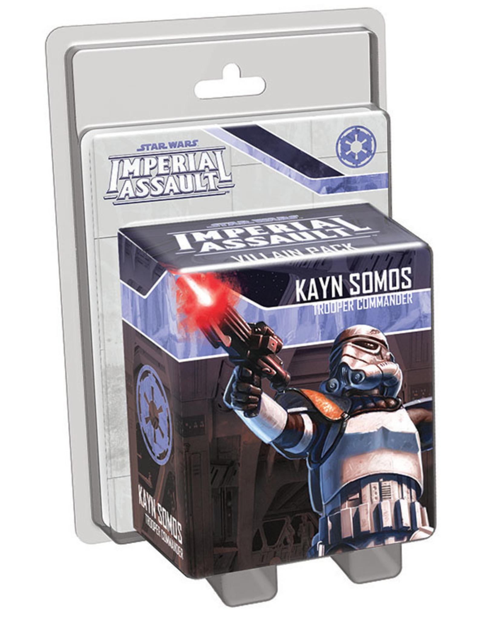 Fantasy Flight Games Star Wars: Imperial Assault: Kayn Somos