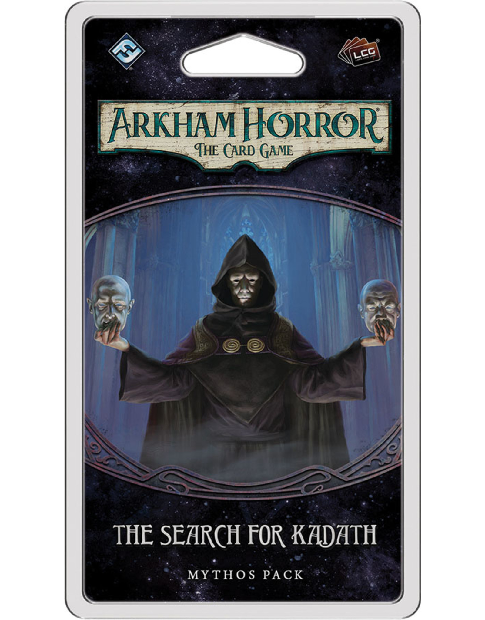 Fantasy Flight Games Arkham Horror LCG: The Search for Kadath Mythos Pack