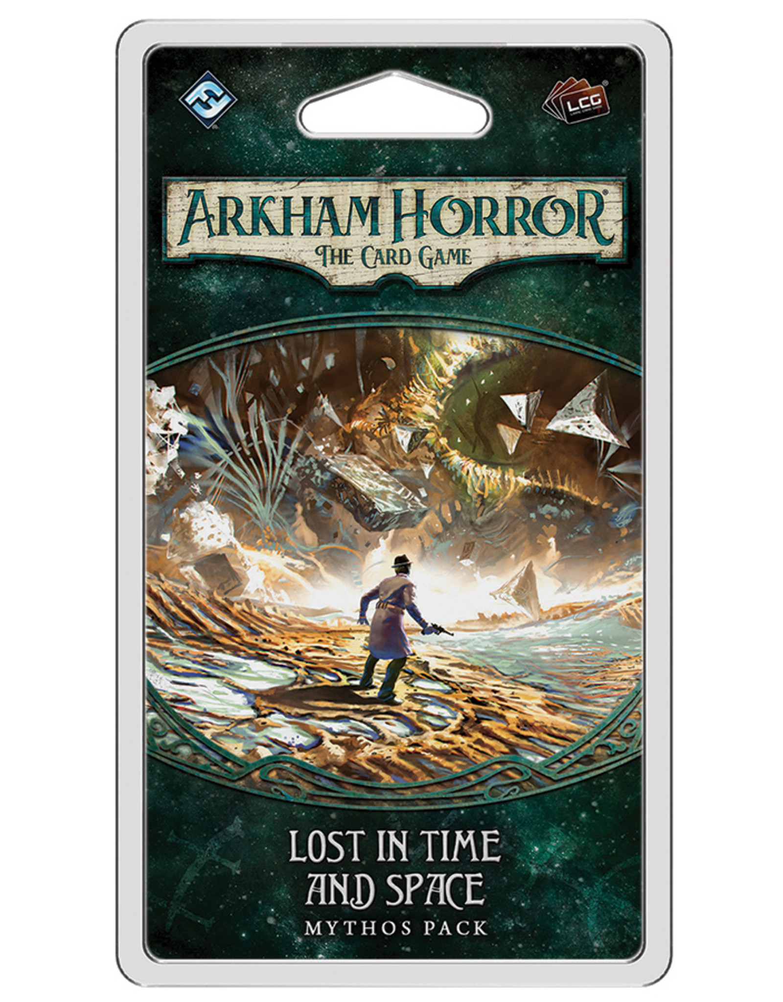 Fantasy Flight Games Arkham Horror LCG: Lost in Time and Space