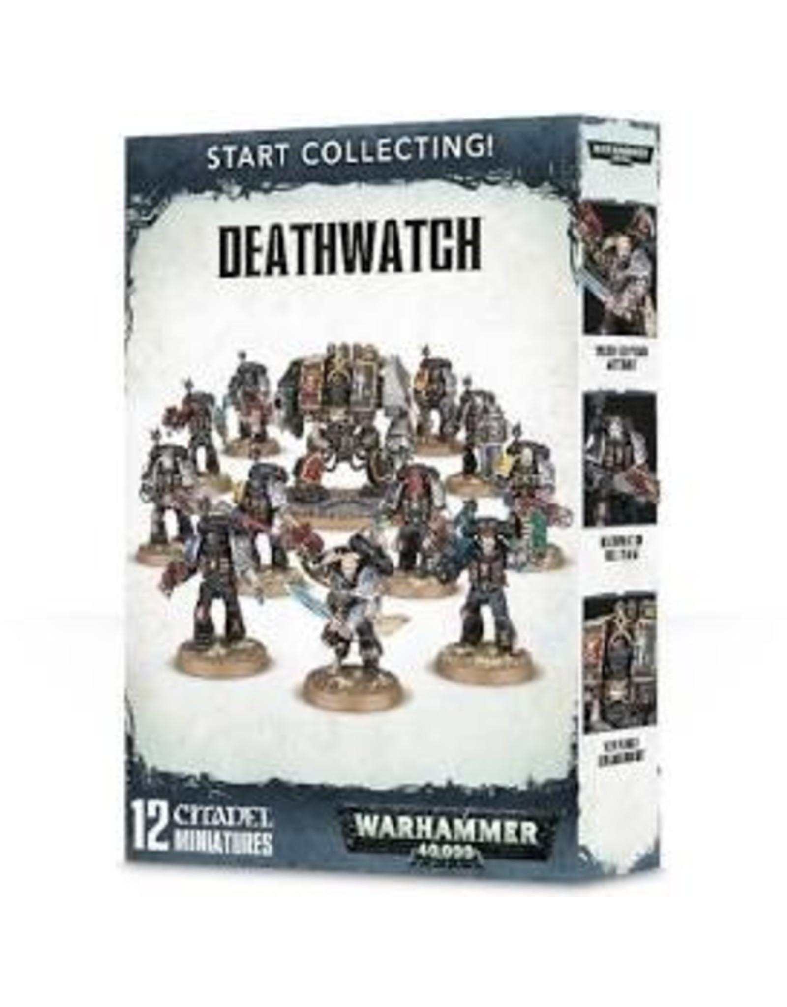 Warhammer 40K Start Collecting! Deathwatch