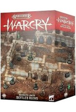 Tactical Miniature Games Warcry: Ravaged Lands - Defiled Ruins
