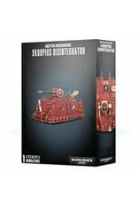 Warhammer 40K Adeptus Mechanicus Skorpius Disintegrator