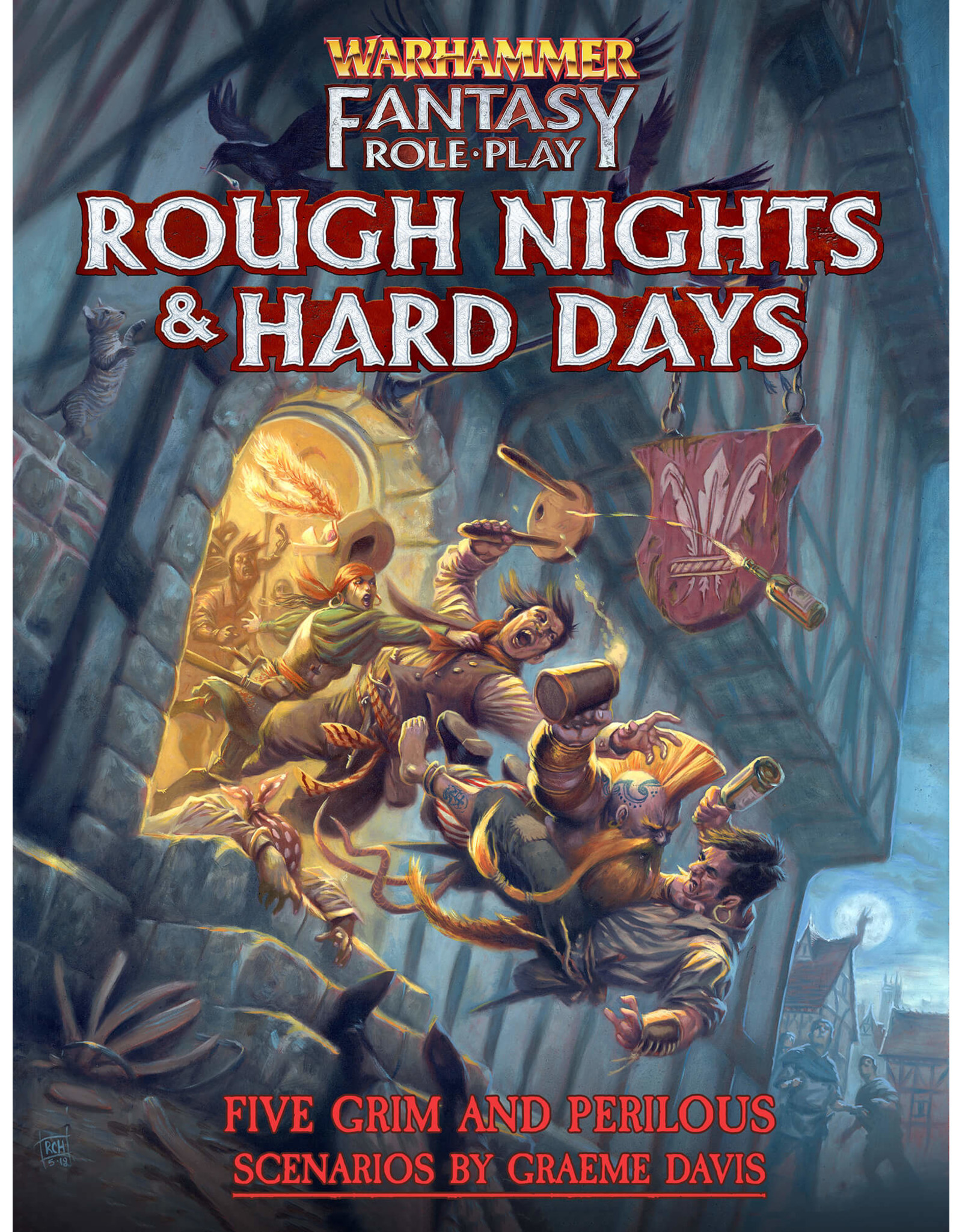 Role Playing WHF: Rough Nights and Hard Days