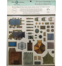 Dungeon Dressing: Market Square