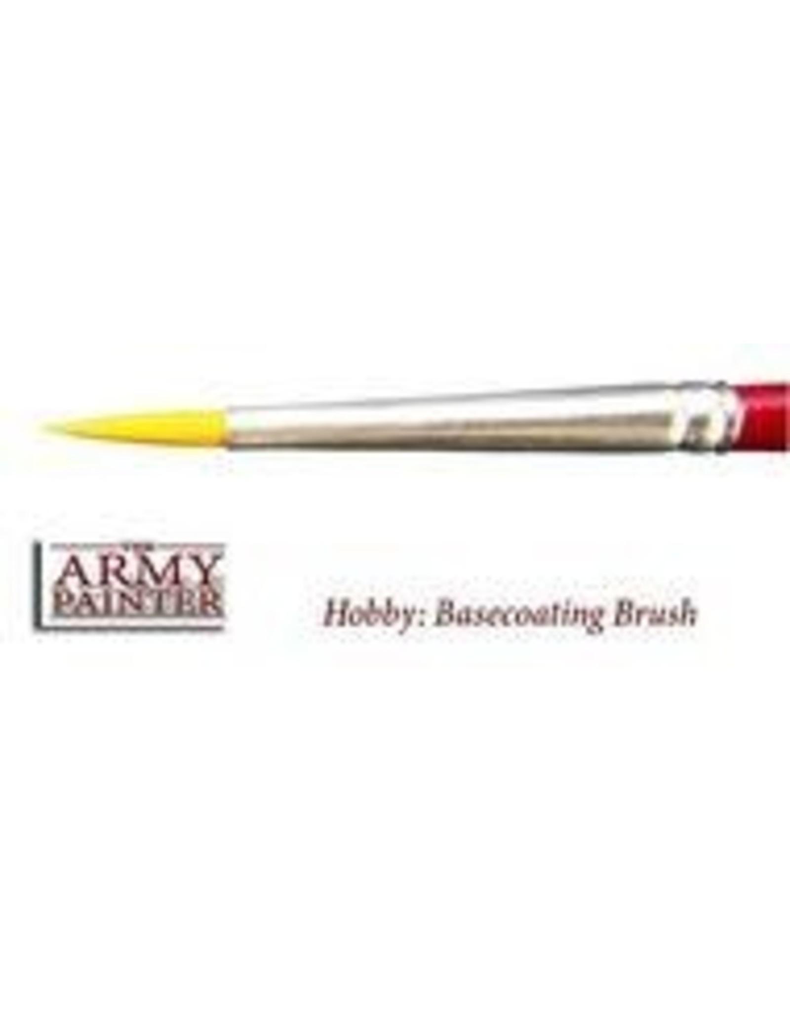 Army Painter Hobby Brush: Basecoating
