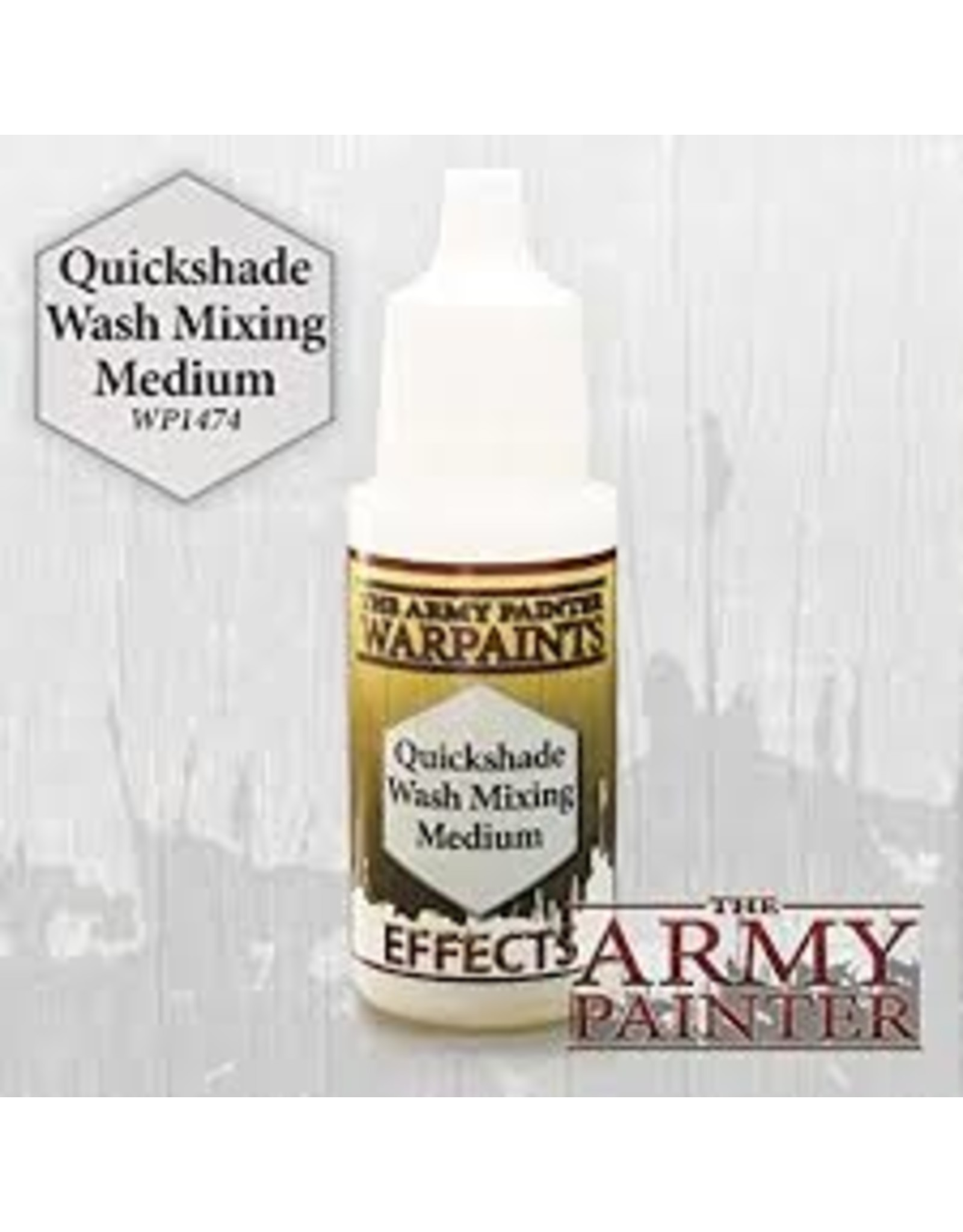 Army Painter Army Painter Effects: Quickshade Wash Mixing Medium
