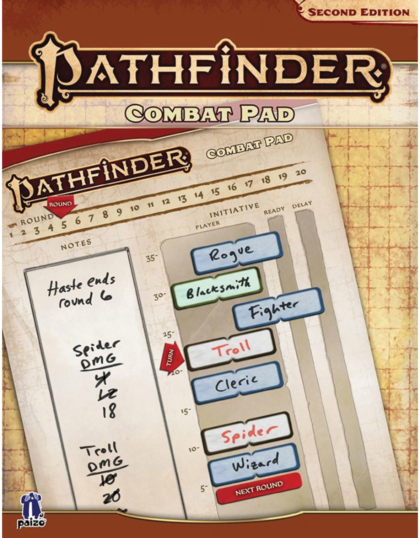 Paizo Publishing Pathfinder Combat Pad (P2)