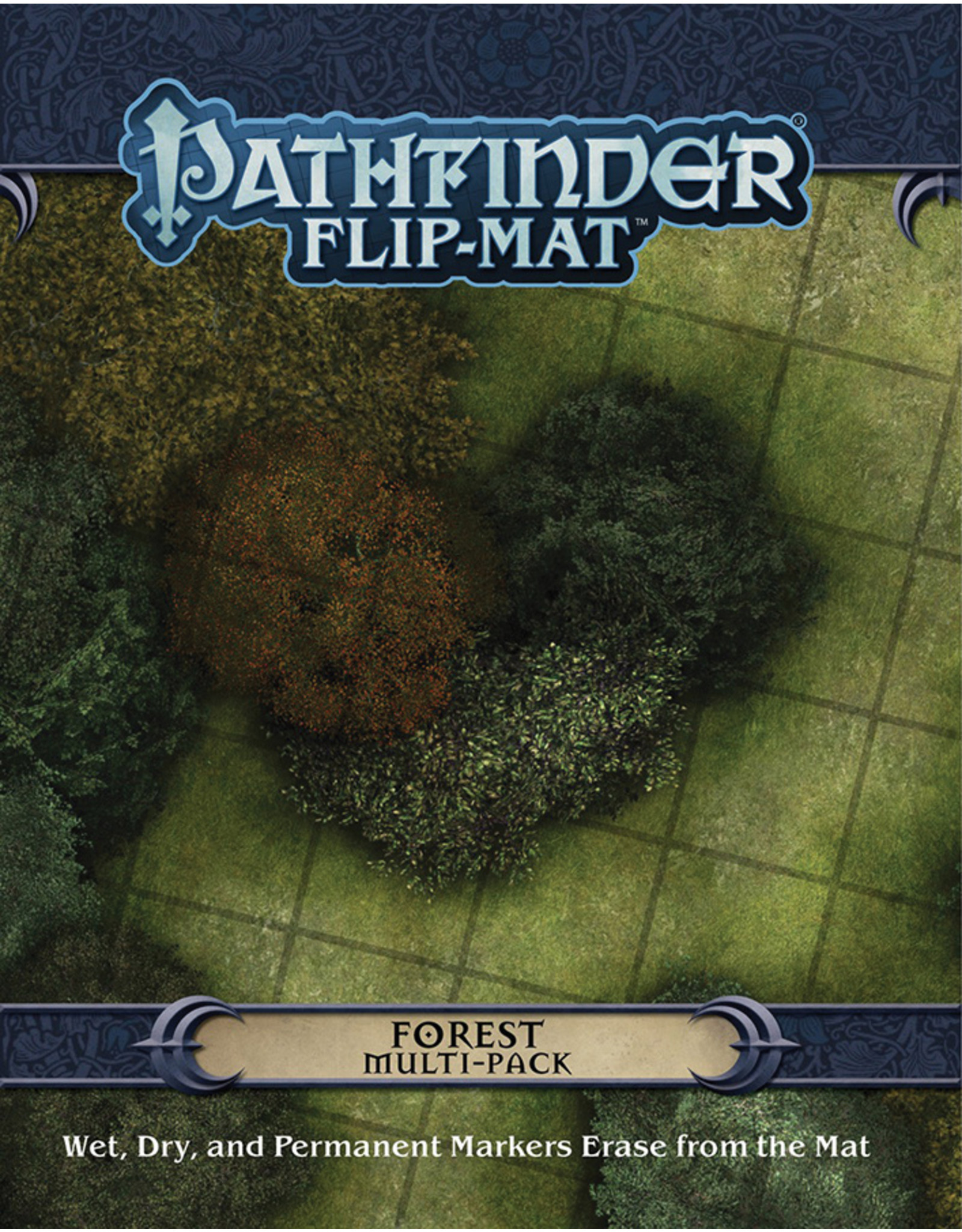 Paizo Publishing PF: Flip-Mat Multi-Pack: Forests