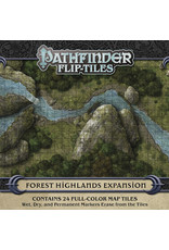Paizo Publishing PFRPG: Flip-Tiles: Forest Highlands Exp