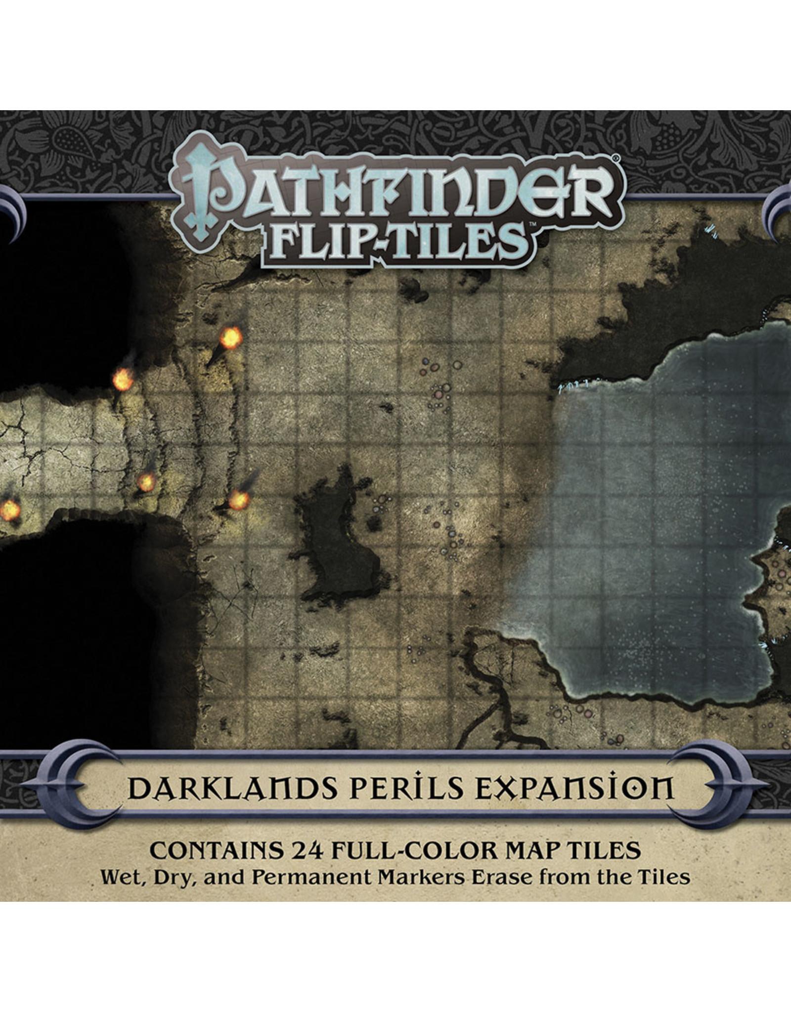 Paizo Publishing PF Flip-Tiles: Darklands Perils Exp
