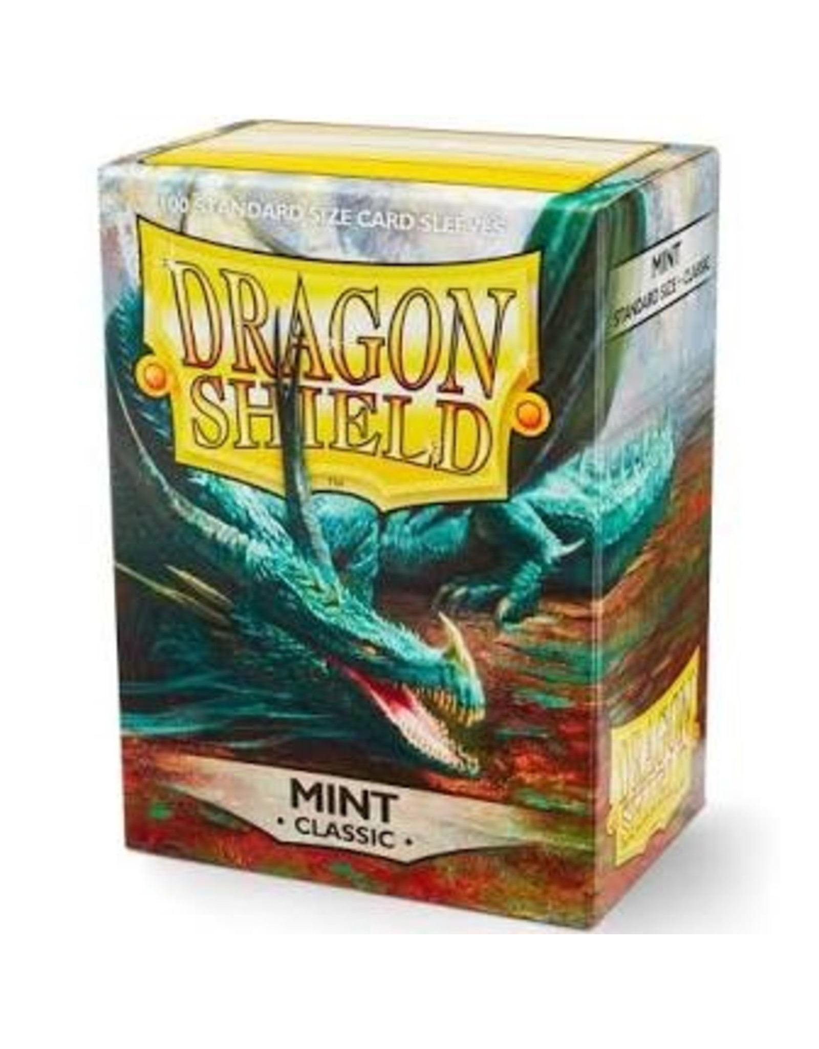 Dragon Shield: (100) Classic Mint