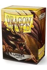 Dragon Shield: (100) Matte Umber