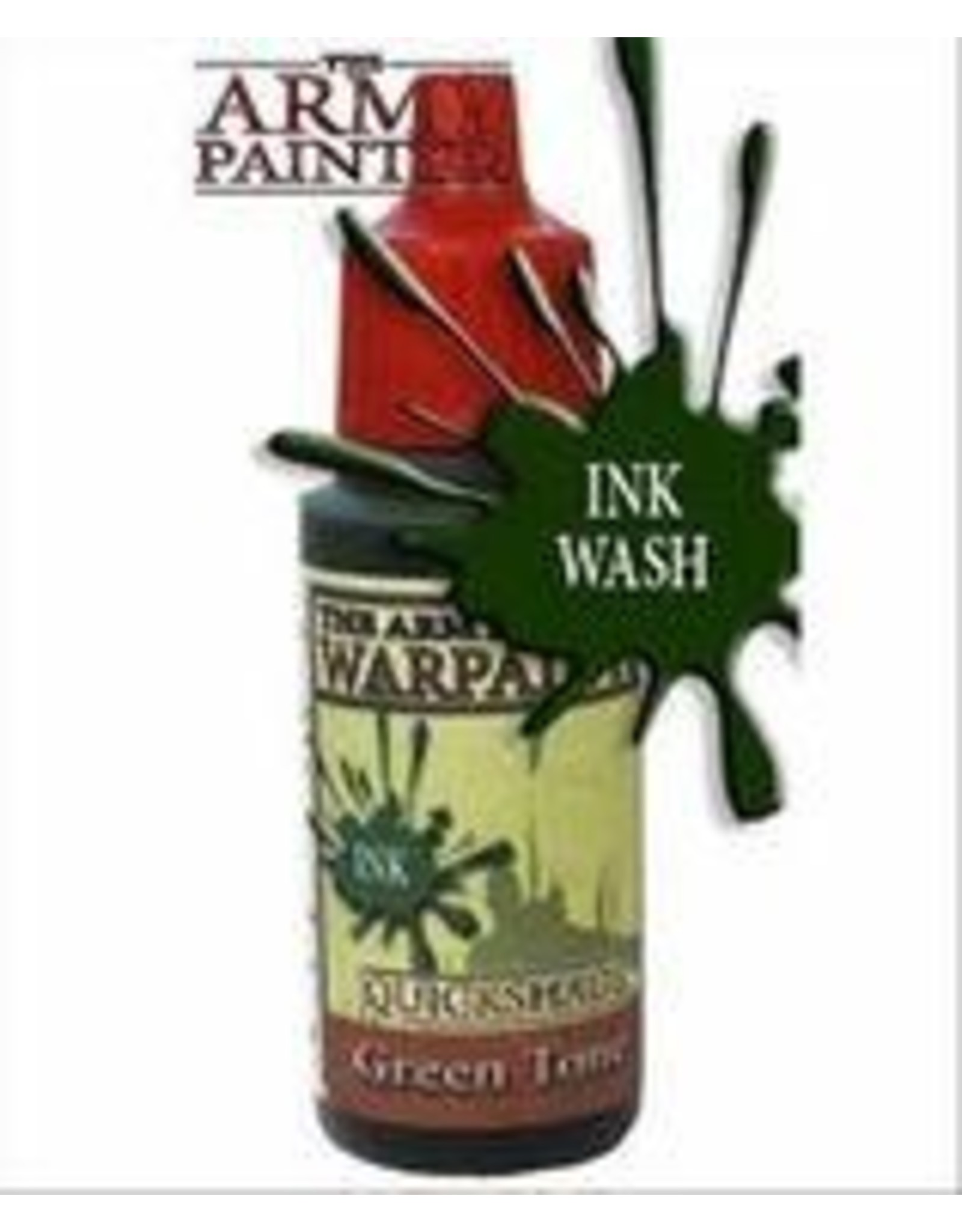 Army Painter Army Painter Washes: Green Tone