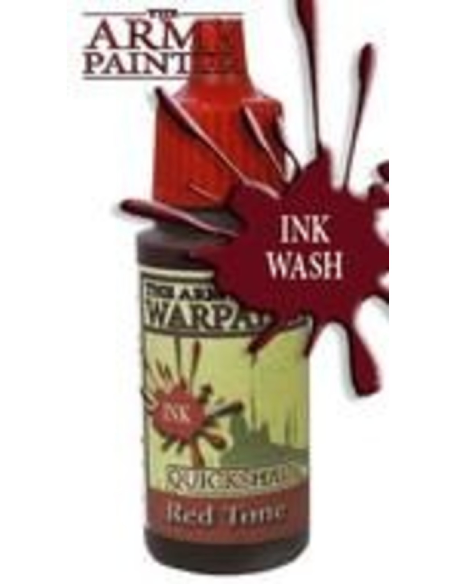 Army Painter Army Painter Washes: Red Tone