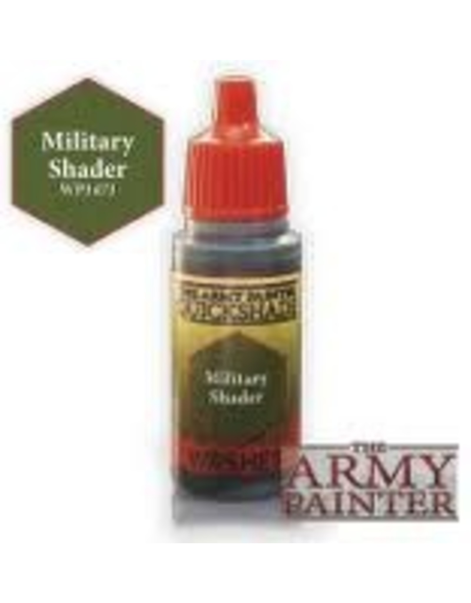 Army Painter Army Painter Washes: Military Shader